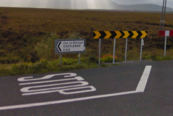 Mayo County Council simply cannot afford to carry out works on R312 without national funding