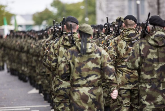 Defence Forces report findings must act as wake-up call for Govt