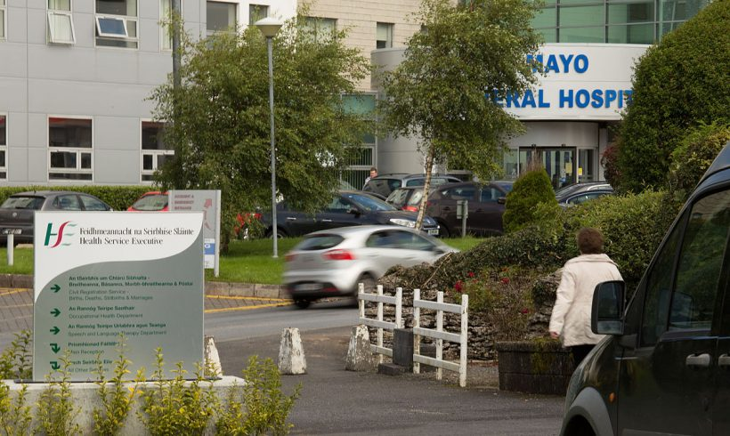 Nurses pushed to the edge as health service reaches breaking point