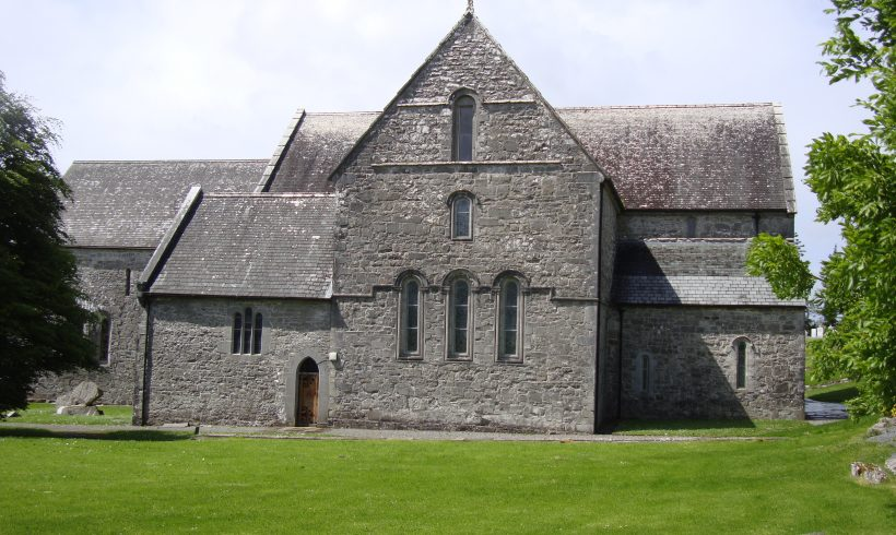 Chambers welcomes funding for Ballintubber Abbey