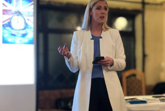 Brexit Roadshow by Lisa Chambers attracts huge response