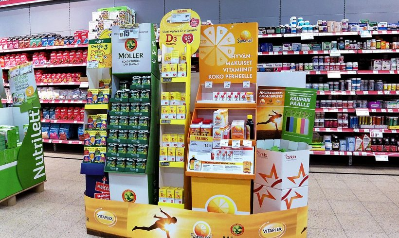 Chambers calls for complete reversal of the decision to impose a 23% VAT on food supplements