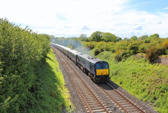 Chambers raises issues surrounding Mayo train services with Irish Rail