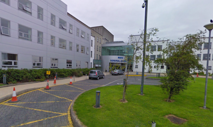Health Service in west at Crises Point