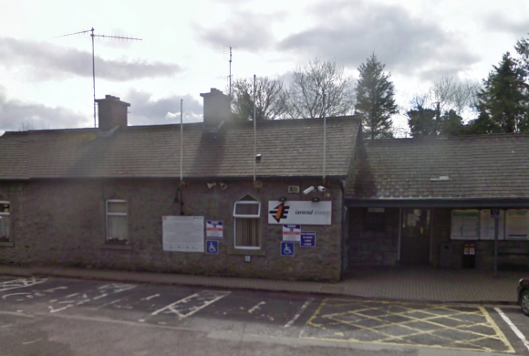 Castlebar train station left un-manned over much of bank holiday weekend