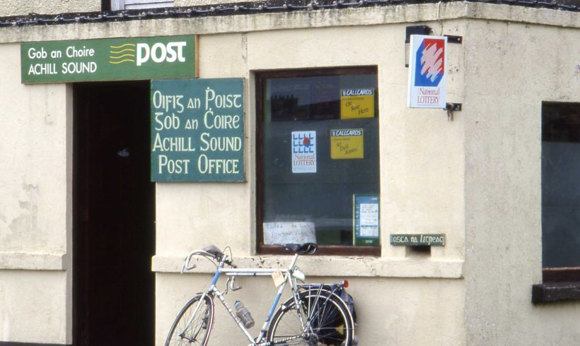 Post offices falling like dominos