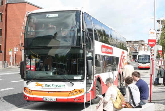 Chambers calls on Minister to address Bus Eireann route as it's not fit for purpose
