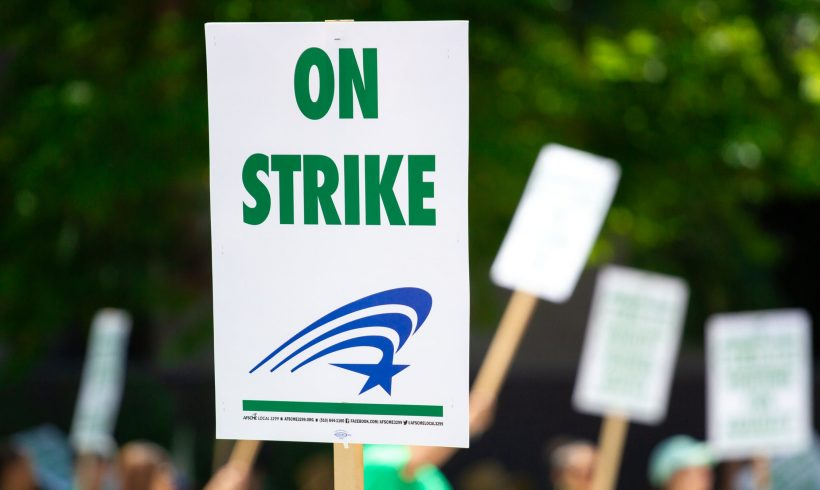 Strike action by Hospital Support Staff must be avoided